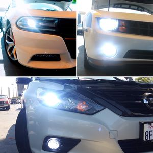 9006 4 sided Car LED HEADLIGHTS for Sale in Azusa, CA
