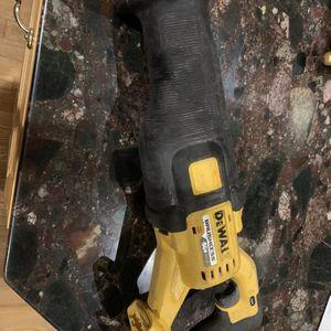 Dewalt Flexvolt 60v Reciprocating Saw for Sale in Northbrook, IL