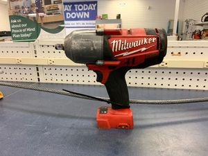 Milwaukee Impact Wrench - Ask for Kaylynn for Sale in Houston, TX