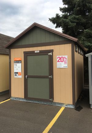 Tuff Shed TR-800 10 X 12 20% OFF !! for Sale in Dearborn, MI