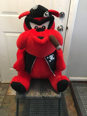 Large Red Stuffed Animal Dog for Sale in Dearborn Heights, MI