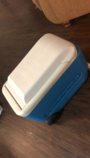 Outdoor Cooler (igloo) for drinks and snacks for Sale in Fort Worth, TX