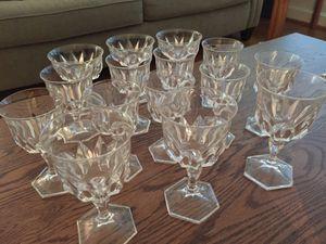 Crystal Glassware Set for Sale in Washington, DC
