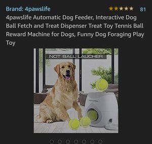 Brand new Dog treat dispenser for Sale in Buckeye, AZ