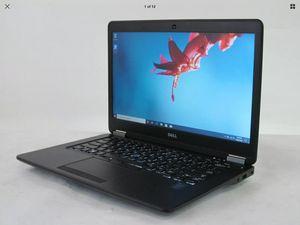 Dell Latitude 14 E7450 Ultrabook 500 gb SSD 8 go RAM Win 10pro for Sale in West Covina, CA