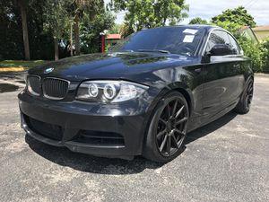 2009 BMW 1-Series 135i for Sale in Miami, FL