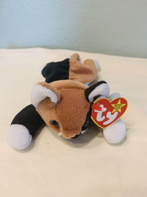 """""""Chip"""" the calico cat TY Beanie Baby 1996 Retired for Sale in Austin, TX"""