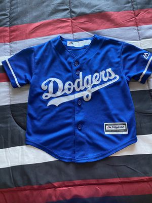 dodgers jersey size small youth 💙 for Sale in Los Angeles, CA