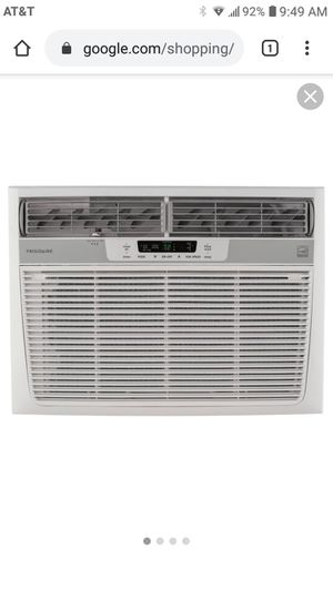 Frigidaire 18,000 btu window air conditioner AC for Sale in Vista, CA