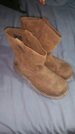 Suze 13 Herman survivor steel toe work boots for Sale in New York, NY