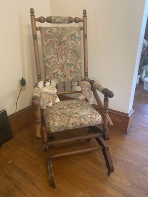 1880's - 1890's RARE ROCKING CHAIR for Sale in Berwick, PA