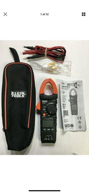 Klein Tools (CL210) Digital Clamp Meter Multi-Meter for Sale in Bakersfield, CA