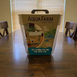 Aqua Farm Aquaponic Fish Tank for Sale in Chandler, AZ