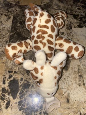 Philips Avent Soothie Snuggle Pacifier, 0-3 Months, Giraffe for Sale in Philadelphia, PA