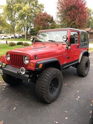 Jeep Wrangler TJ for Sale in Aurora, IL