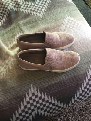 Cute mauve slip on leather shoe by Naturalizer for Sale in Denver, CO
