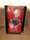 Animated talking Chucky doll it says saying from Chucky and the bride the movie for Sale in Casa Grande, AZ