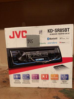 JVC KD-SR85BT for Sale in Highland Village, TX