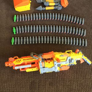 Nerf Vulcan for Sale in San Diego, CA