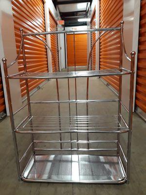 Metal Shelf Storage 3 levels for Sale in Falls Church, VA