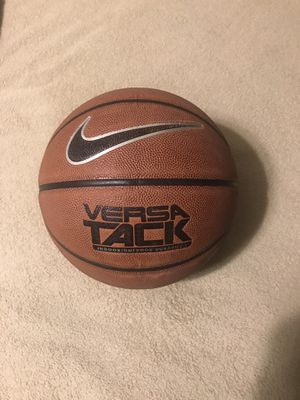 Nike versa tack basketball for Sale in Riverside, CA