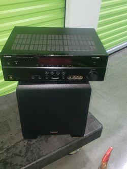 Yamaha Natural Sound Av Receiver Rx-v567 for Sale in Portland,  OR