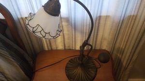 Vintage Original Globe Brass Lamp for Sale in Lawrenceburg, KY
