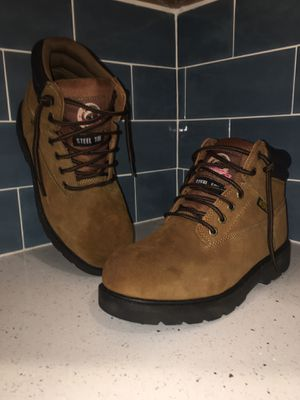 Shoes Mens Boot Work for Sale in Fort Lauderdale, FL