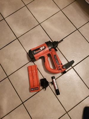 Ramset nail gun for Sale in Arlington, TX