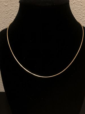 14k Gold Round Chain for Sale in San Francisco, CA