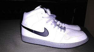 Nike Jordan Air White, Grey & Black Size 11 for Sale in St. Louis, MO