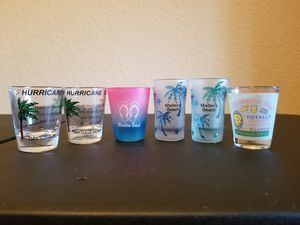 Shot glasses for Sale in Saint Petersburg, FL