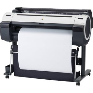 Canon iPF750 36'' color Plotter w/paper & ink for Sale in Carol Stream, IL