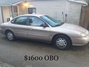 1999 Ford Taurus for Sale in Seattle, WA