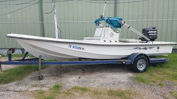 20 Ft Center Console Boat For Sale In Houston  Tx
