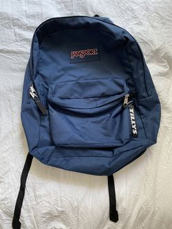 Navy Blue Jansport Backpack for Sale in Oceanside,  CA