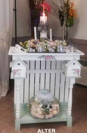 Beautiful Wedding Alter for Sale in Mount Rainier, MD