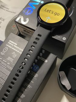 Samsung Galaxy Watch Active 2, 44mm, Special Edition Under Armour for Sale in Torrance,  CA