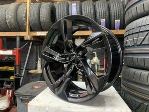 2020 Camaro SS Original wheels gloss black 20 inch Rims LT1 OEM for Sale in Hollywood, FL