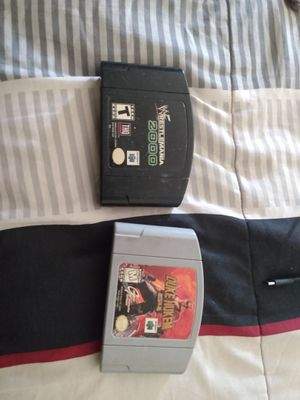 Nintendo 64 games for Sale in Tucson, AZ