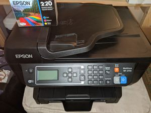 Epson wireless all-in-one printer for Sale in Oro Valley, AZ