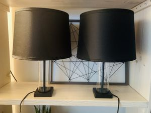 Lamps, price for both for Sale in Lockhart, FL