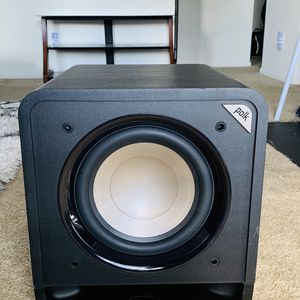 Polk Audio HTS10 Subwoofer for Sale in Virginia Beach, VA