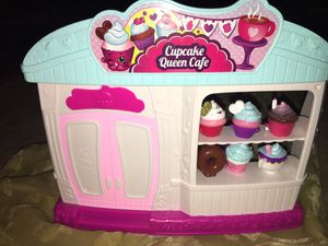 Shopkins lot: makeup, shoes & cafe for Sale in La Mirada, CA