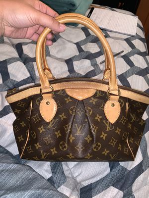Louis Vuitton Hand Bag Tivoli Pm Brown Monogram.. for Sale in Stockton, CA