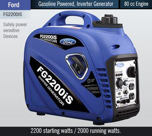 Ford FG2200iS inverter generator NEW IN THE BOX. for Sale in Las Vegas, NV