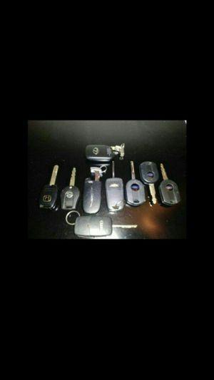 Keys for Sale in Modesto, CA
