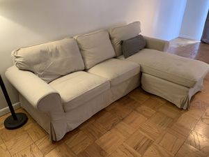 MOVING SALE!! IKEA Couch, originally $699, yours for $240! for Sale in Falls Church, VA