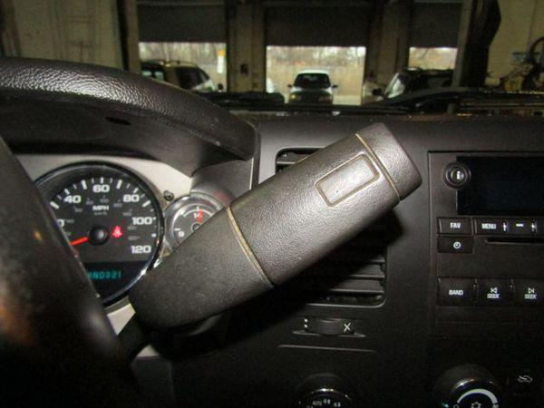2011 Chevrolet Silverado 1500 Extended Cab