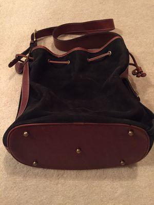 Bally Black Suede Hobo Shoulder Bag for Sale in Wauconda, IL